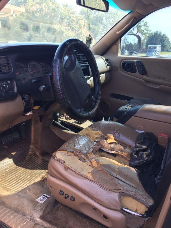 1999 Dodge Durango 4x4 5.9