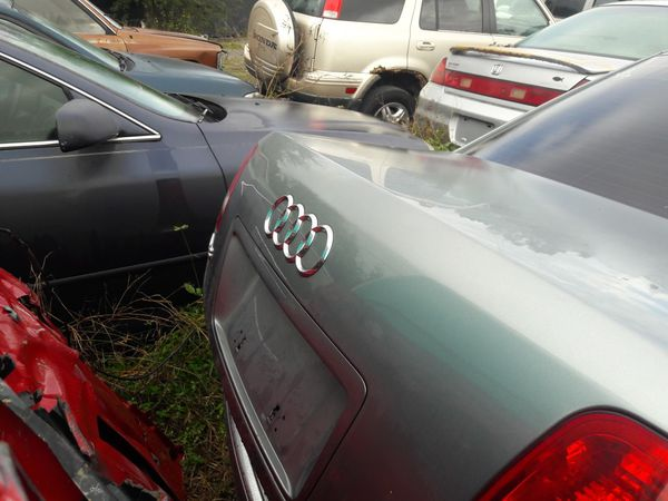 2007 audi a8 parting out