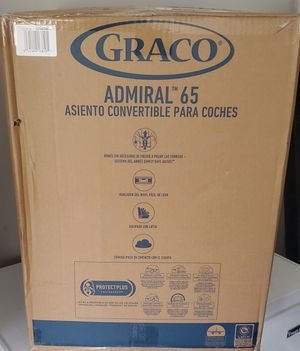 Graco Admiral 65 Convertible Car Seat, Studio , New for Sale in Mableton, GA