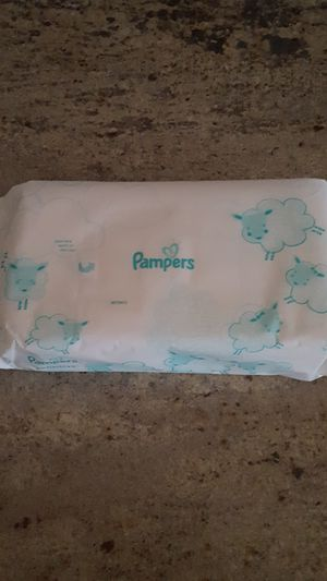 pampers wipes for Sale in Monroe Township, NJ