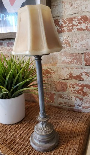 "15 1/2"" Candle Lamp for Sale in Fresno, CA"