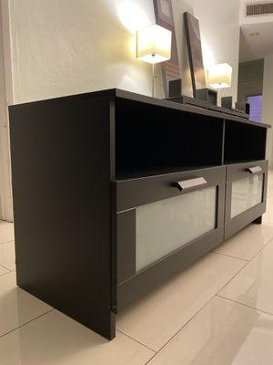 Tv stand Black for Sale in Aventura, FL