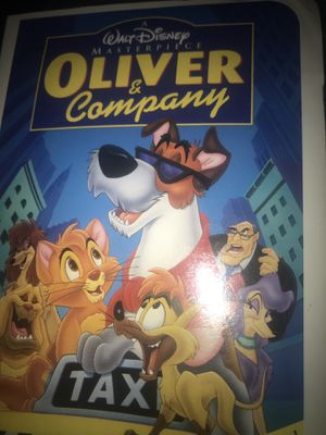 Oliver and company toy figure for Sale in Mitchell, IL