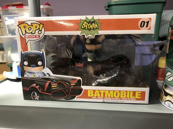 Batmobile Pop! Rides Classic TV Series