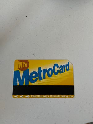 MTA unlimited monthly pass for Sale in Queens, NY