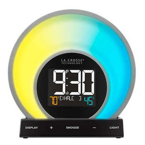 La Crosse Technology Soluna Light Alarm Clock for Sale in Lighthouse Point, FL