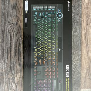 Corsair K100 RGB Mechanical Keyboard for Sale in Woodbridge, VA