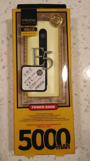 Power Bank 5000 mah for Sale in San Diego, CA
