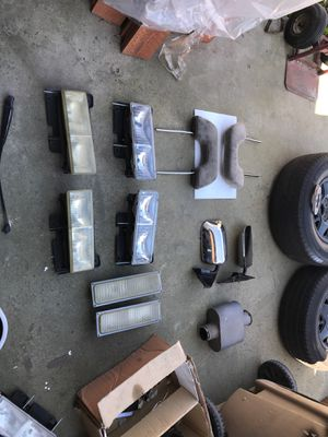 Chevy obs parts for Sale in Bakersfield, CA