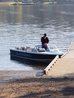 90' ski supreme competition wake boat for Sale in Port Orchard, WA