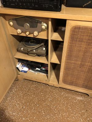 1950's Antique Stereo (record player and radio). for Sale in HOFFMAN EST, IL