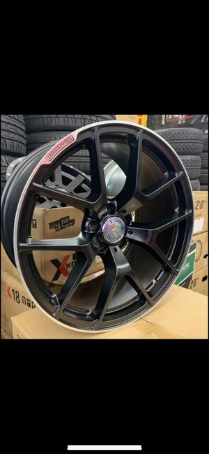 "Mercedes e500 s500 cls sl 20"" amg style new rims set for Sale in Hayward, CA"