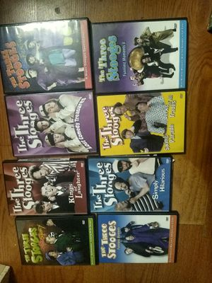 Three stooges collectible DVD set for Sale in Greenville, SC