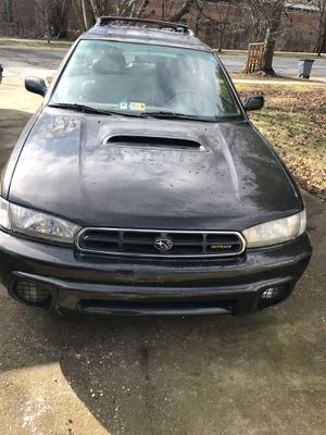 1998 Subaru Impreza legacy limit 30 years edition for Sale in Aspen Hill, MD