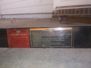 5000lb Haul Master Adjustable Tow Bar for Sale in Macon, GA