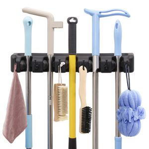Broom Holder and Garden Tool Organizer Rake or Mop Handles Up to 1.25-Inches for Sale in Malden, MA