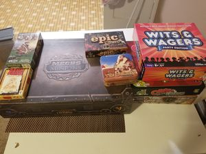 Board game lot. Strategy and light. for Sale in Vancouver, WA