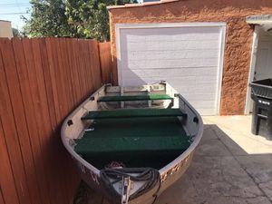 Aluminum boat for Sale in Long Beach, CA