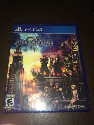 Kingdom Hearts 3 for Sale in La Puente, CA