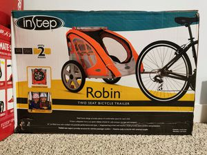 Instep Robin Bike Trailer for Children or Pets for Sale in Fairlawn, OH