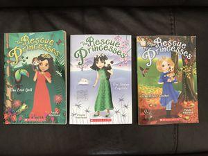 The Rescue Princesses book set for Sale in Rustburg, VA