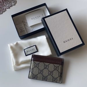 Authentic Gucci Wallet Card Case for Sale in Colton, CA