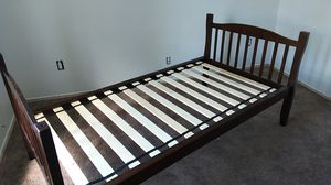Twin bed frame for Sale in Edgewood, WA