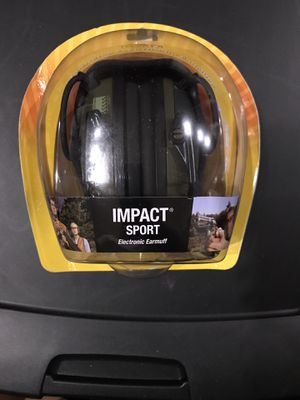 Electronic Earmuffs Impact Sport for Sale in Las Vegas, NV