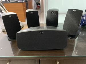 Klipsch QUINTET 5.0 Speaker System (Black HG) for Sale in Miami, FL