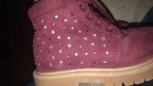 size 8 CRB girl's boots for Sale in Brooksville, FL