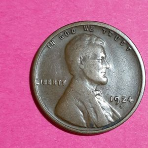 1924-S Lincoln Wheat Cent for Sale in Croydon, PA