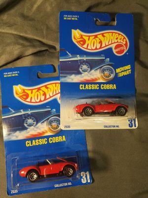 Hot Wheels Classic Cobra for Sale in Newburgh, IN