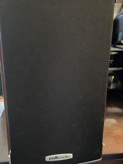 Polk Audio RT1 A1 Bookshelf Speakers • 75$ for Sale in Kent,  WA