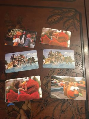 6 Sesame Street tickets for Sale in Waterford, NJ