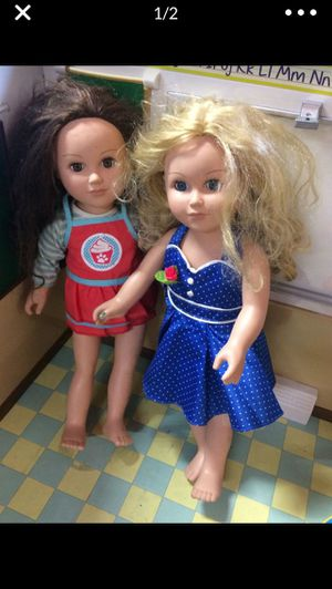 Dolls for Sale in Fontana, CA