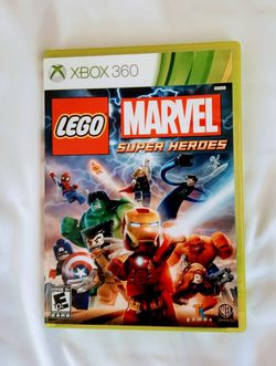 Lego Marvel Super Heroes for Sale in Oxnard, CA