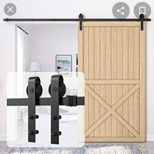 Homlux Sliding Door Hardware, 1 Door for Sale in Rockwall, TX