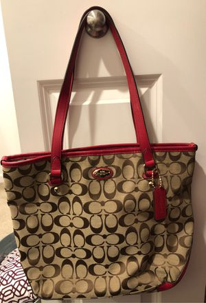 Coach purse & wallet for Sale in Round Lake, IL
