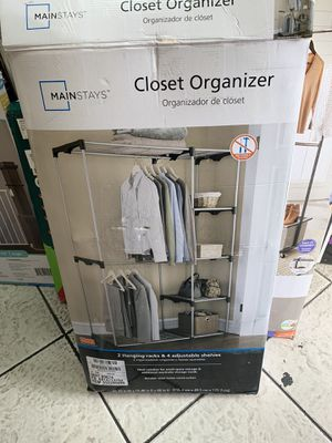 Closet organizador !!!! for Sale in Bell, CA