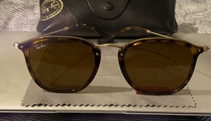 Ray Ban Tortoise Shell Color Sunglasses for Sale in Newton,  MA