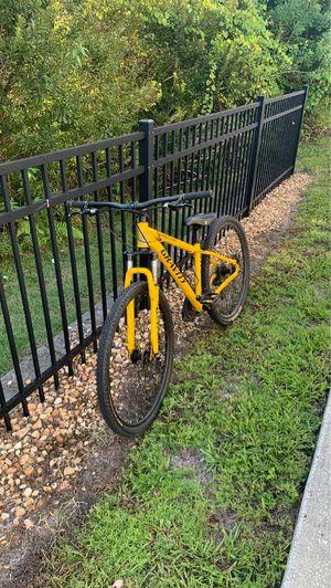 2018 gravity basecamp hardtail 29 mountain bike for Sale in Orlando, FL