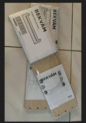 IKEA BEKVAM Birch Wood Spice Rack for Sale in Orlando, FL