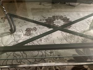 Glass Coffee Table for Sale in Bend, OR