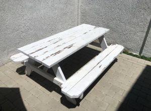 Picnic Table for Sale in Newport Beach, CA