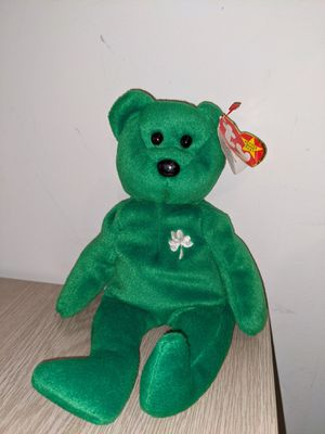 Beanie Baby Erin St. Patrick's 1997 RARE for Sale in Los Angeles, CA