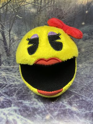 Small Ms. Pacman plush for Sale in Bellflower, CA