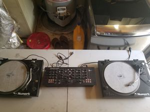 Dj. Equipment for Sale in Chino, CA