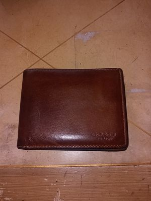 Coach Mens Wallet for Sale in Westchester, CA