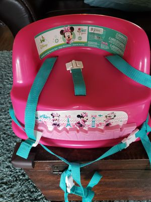 Minnie Booster Seat for Sale in Snohomish, WA
