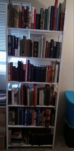 2 very sturdy Bookshelves for Sale in Everett,  WA